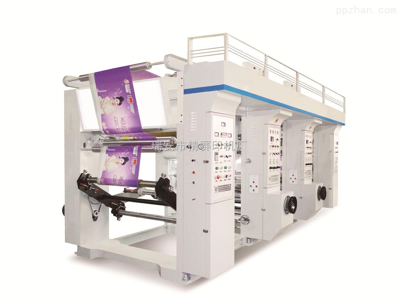 供应JSASY-B6600电脑凹版彩印机 6色凹印机
