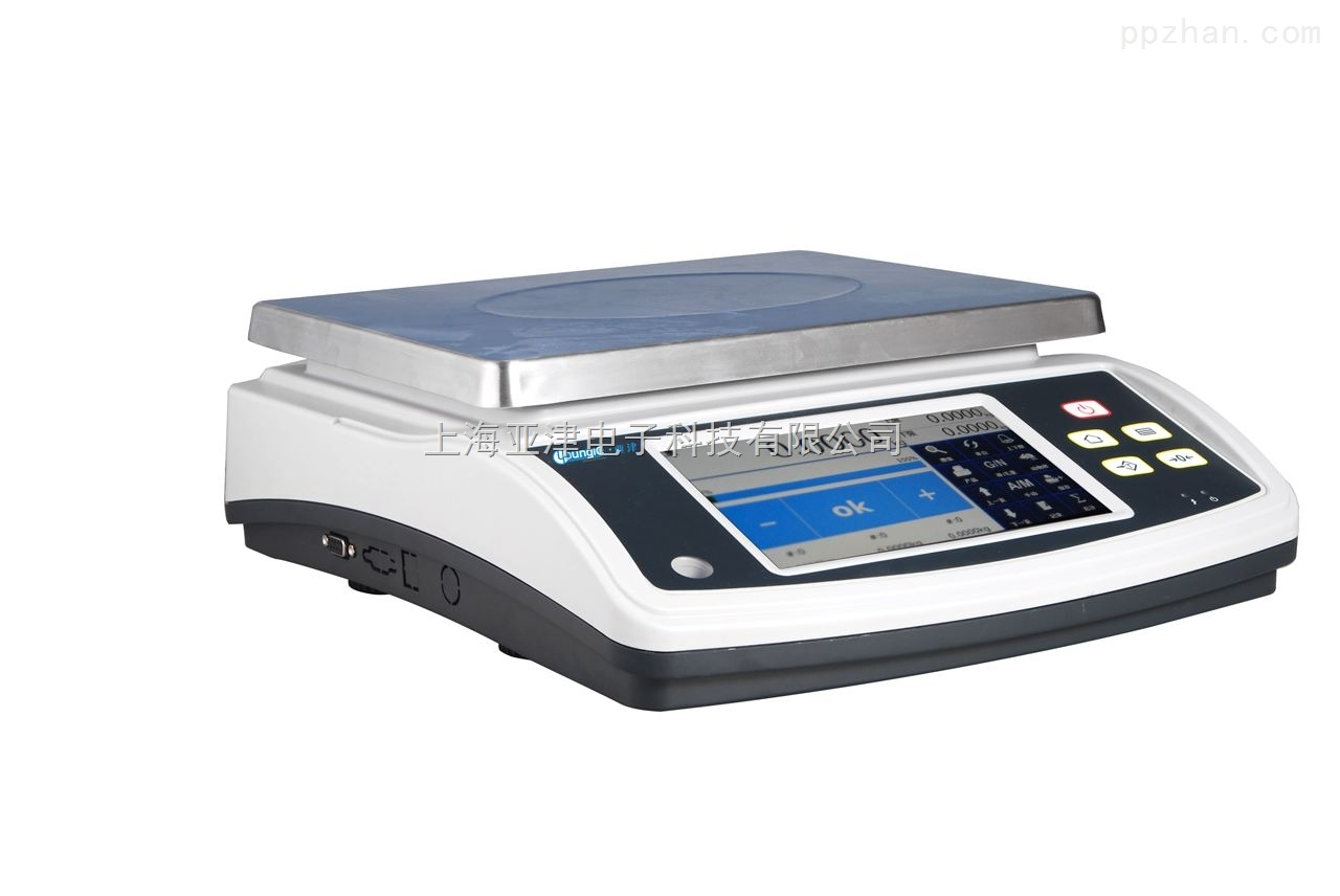 【亚津】15公斤计数电子桌秤