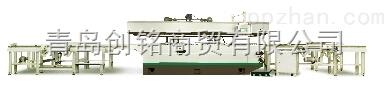 HB20V刨切机生产线