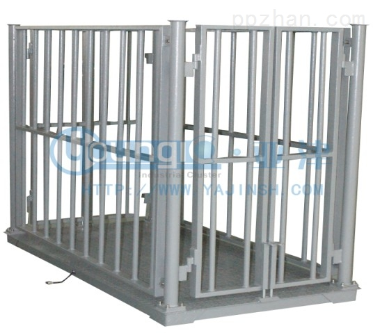 5吨碳钢动物秤