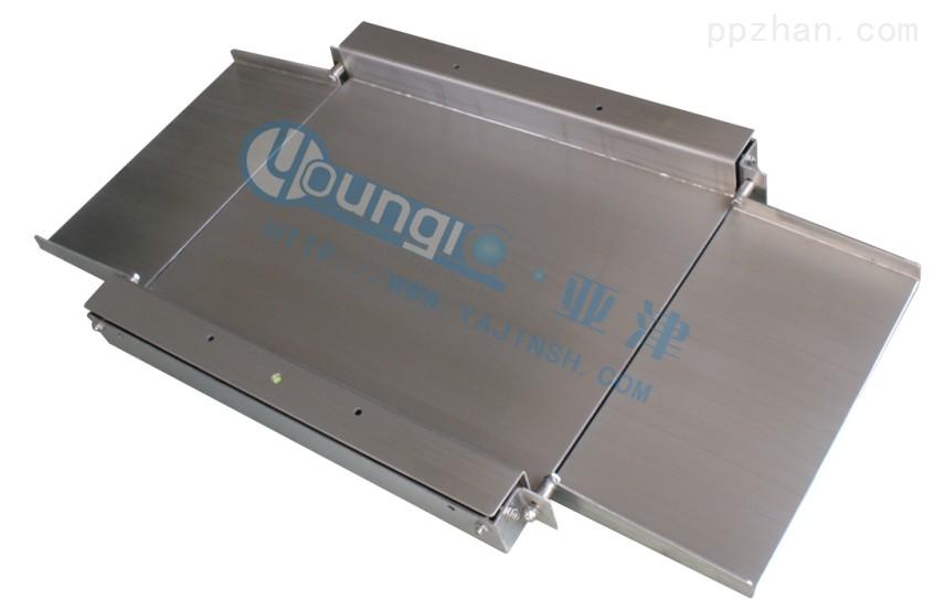 厂家优惠供应超低双层不锈钢上海磅秤