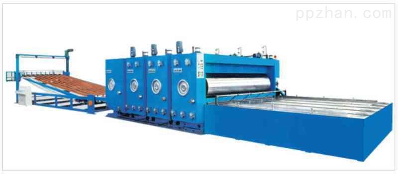专营水墨印刷机/开槽机(链条式)