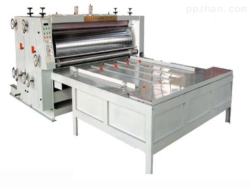 【供应】纸箱机械-1500系列经济性高速三色印刷开槽机