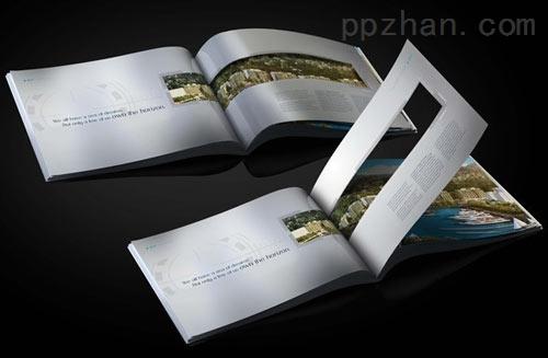 企业选择专业画册印刷公司注重两大特点