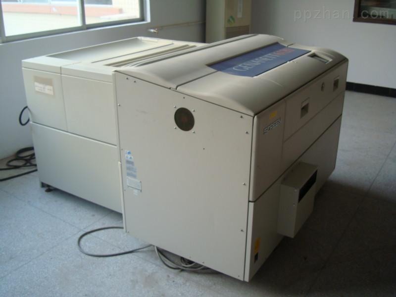 03年底网屏5055激光照排机现货销售