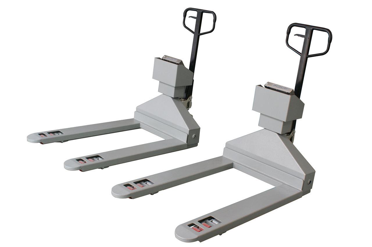 【亚津】不锈钢板车秤 批发供应2T电子叉车称 叉车秤3t