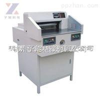 彩霸CB-670H电动数显切纸机
