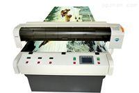大理石太高不能彩印?鑫帮万能彩印机可打印高度为18公分的的物品