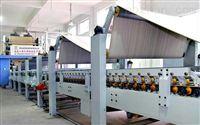 糊盒半自动压合式粘箱机 瓦楞纸板生产线包装印刷机械
