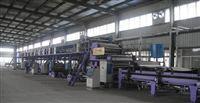 低价供应湖北京山产二手1600B五层蒸汽供热瓦楞纸板生产线(图)